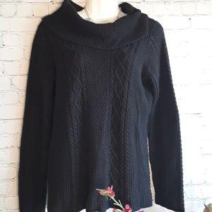 Croft & Barrow Sweater Cardigan Size M